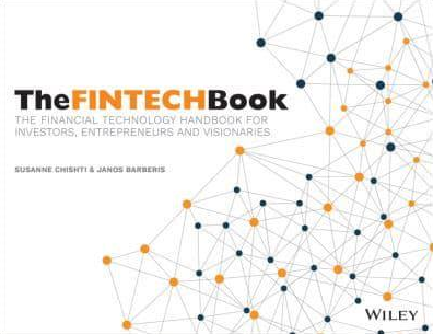The FINTECH Book cover image